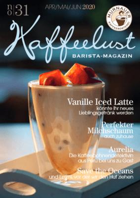 Cover kl 31 - Kaffeelust - Online