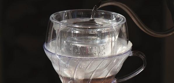 Hario Drip Assist Filterkaffee