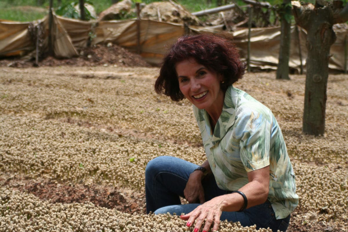 IMG 8784 e1420637828188 - Ein Tag im Leben unserer Kaffeebäuerin Luzma