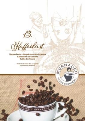 MKR KL 13 - Kaffeelust - Online