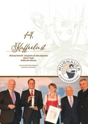MKR KL 14 - Kaffeelust - Online