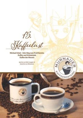 MKR KL 15 - Kaffeelust - Online