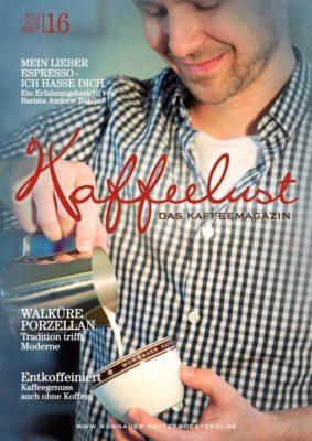 kl 16 - Kaffeelust - Online