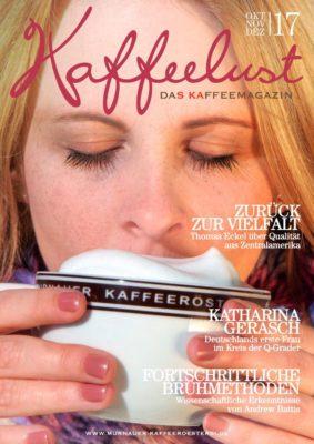kl 17 - Kaffeelust - Online