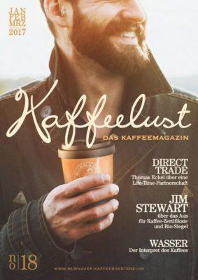 kl 18 - Kaffeelust - Online