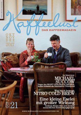 kl 21 - Kaffeelust - Online