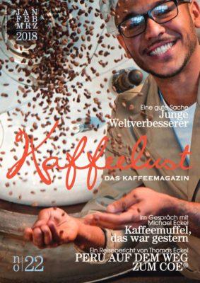 kl 22 - Kaffeelust - Online