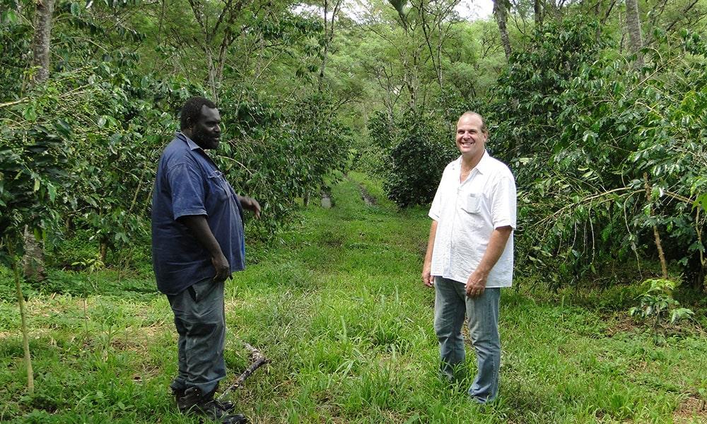 murnauerkaffeerösterei kaffees hiddenvalley guinea 2 - Hidden Valley, Neu Guinea - Bio
