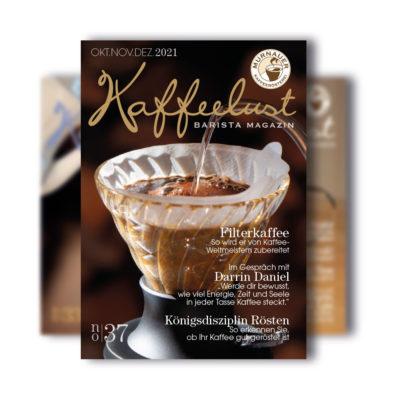Gratis Kaffeelust Magazin