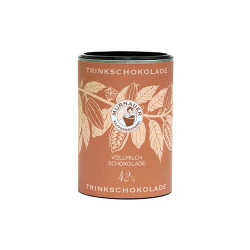pr trinkschokolade vollmilch - Trinkschokolade Vollmilch Schokolade 42%