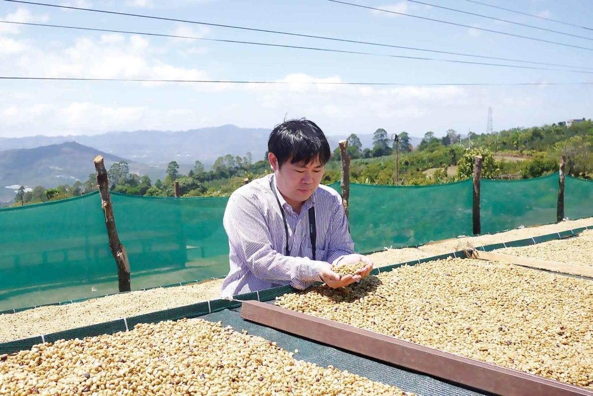 "sanchi4 4c - Japanische ""Kaffeemagie"" - Wieso Kentaro Maruyama hunderte Dollar für Kaffee hinblättert"