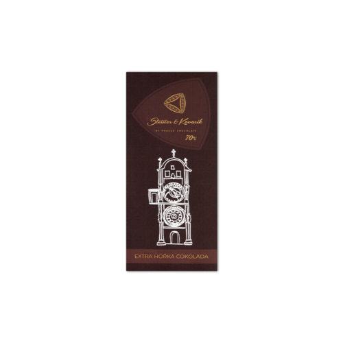 steiner kovarik zartbitter - Extra-Zartbitter-Schokolade 70% (50g)